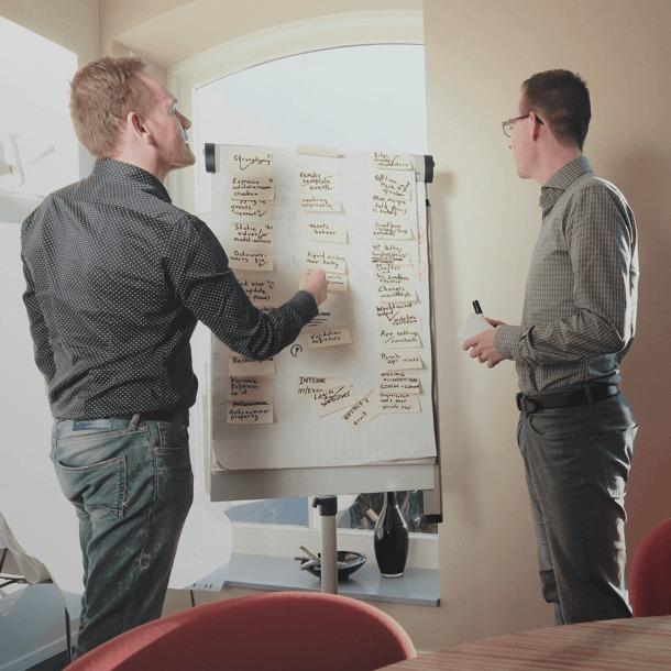 Applicatie-ontwikkeling voor Enterprises | Holder
