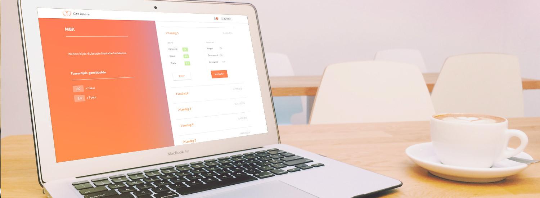 Con Amore | E-learning platform voor zorgprofessionals | Holder | Holder