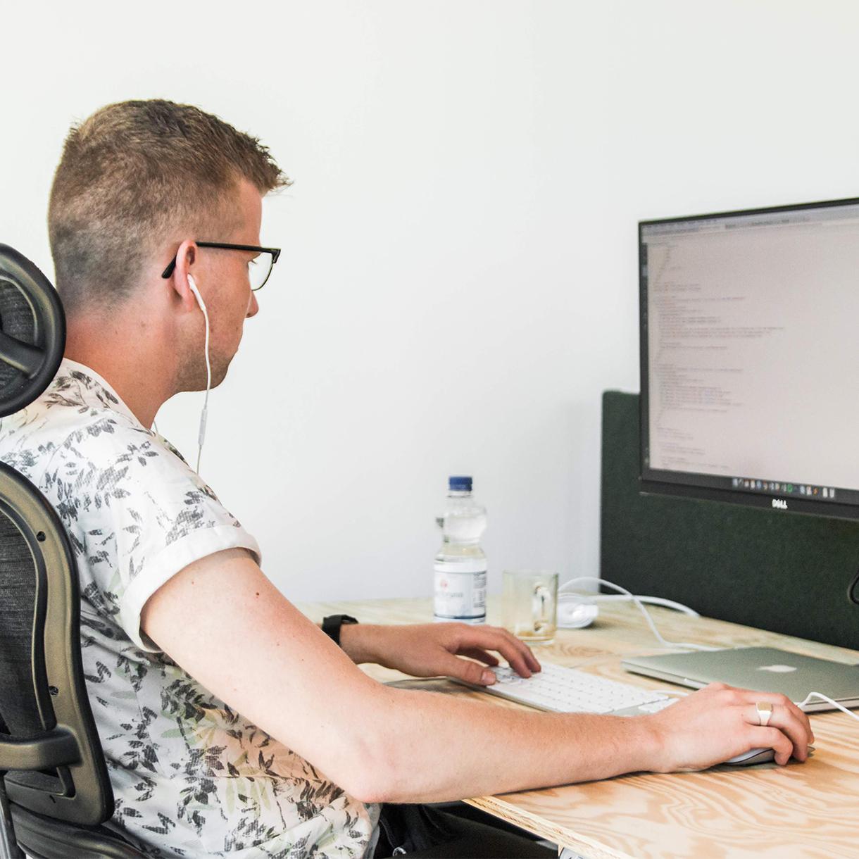 Hey developer! Tijd voor de volgende stap in je carrière? Dan is dit jouw kans!  | Holder