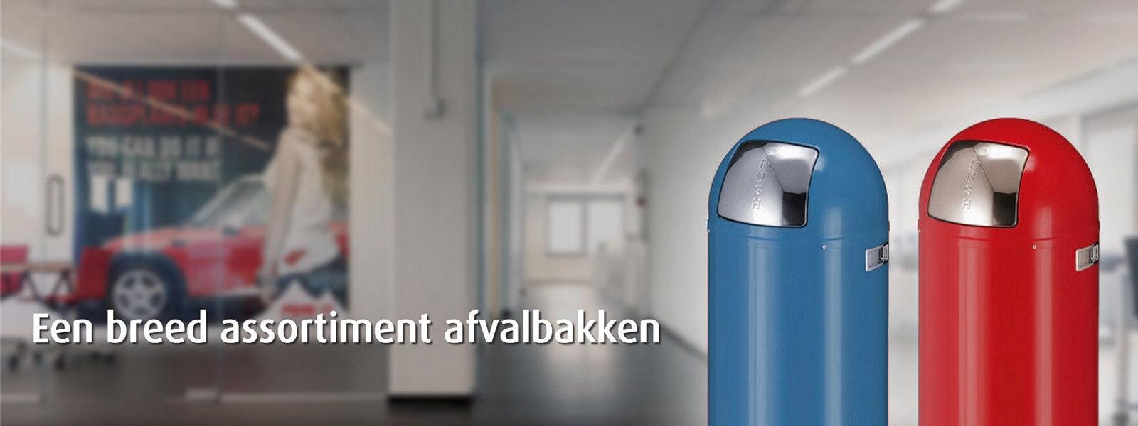 New release: Afvalbakken.nl