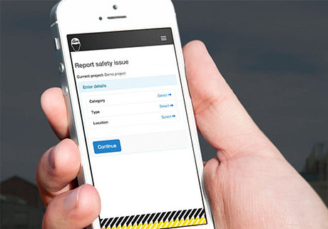 Safety Reports app