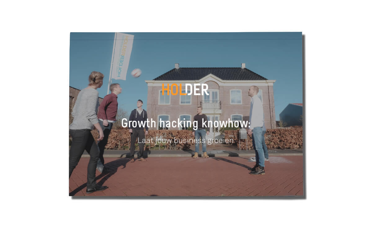 eBook: Growth hacking knowhow