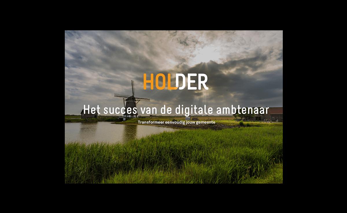 Whitepaper: Het succes van de digitale ambtenaar