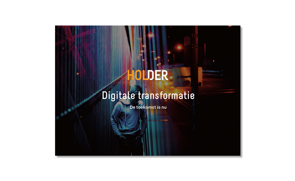Whitepaper: Digitale transformatie