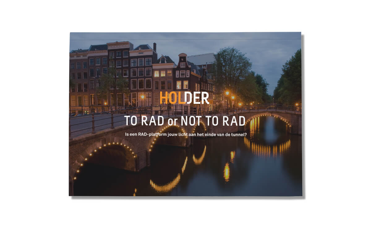 Whitepaper: To RAD or not to RAD