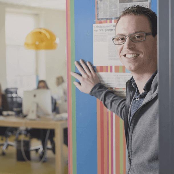 Laat jouw online product door Holder ontwikkelen