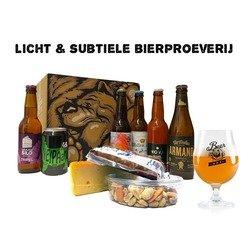 Het vaderdag bierpakket cadeau