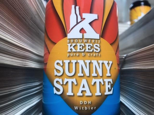 Sunny State van Brouwerij Kees!