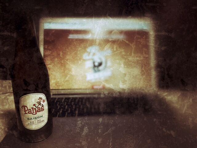 Paljas Saison van Brouwerij Henricus