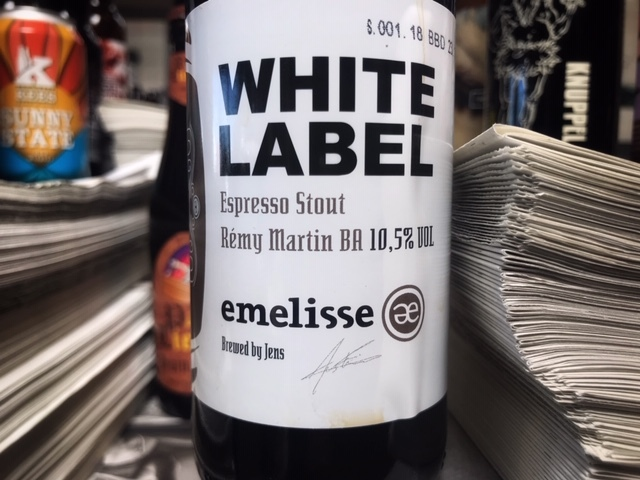 WL Remy Martin van Brouwerij Emelisse