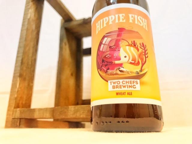 Hippie Fish van Two Chefs Brewing
