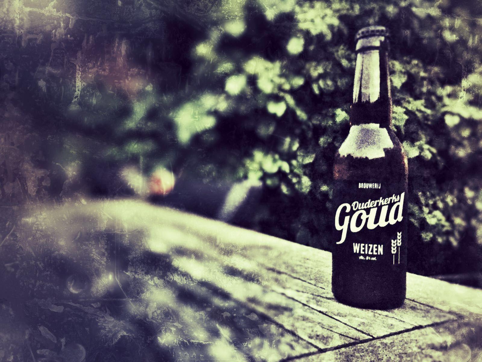 Goud Weizen van Brouwerij Ouderkerk