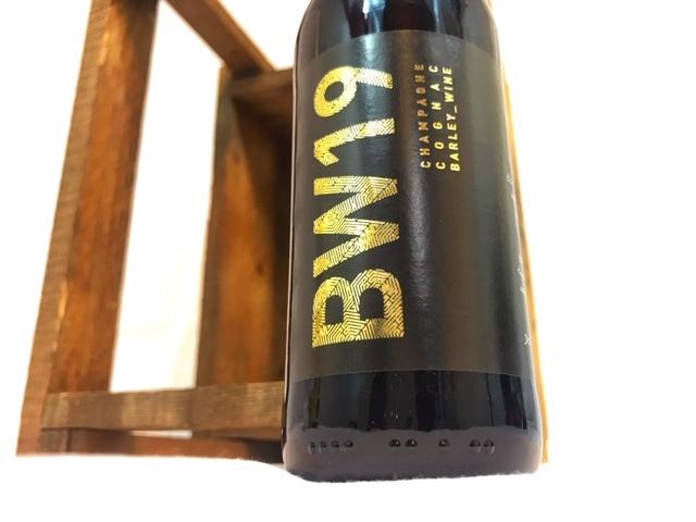 BW 19 Champagne Cognac Barleywine