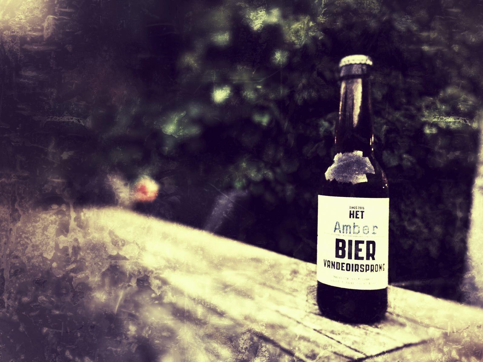Amber van Brouwerij Vandeoirsprong