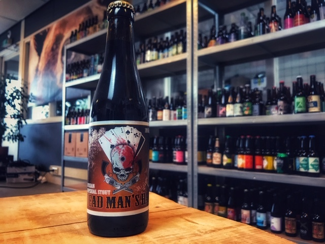 Dead Man's Hand Brewer's Edition van Het Nest