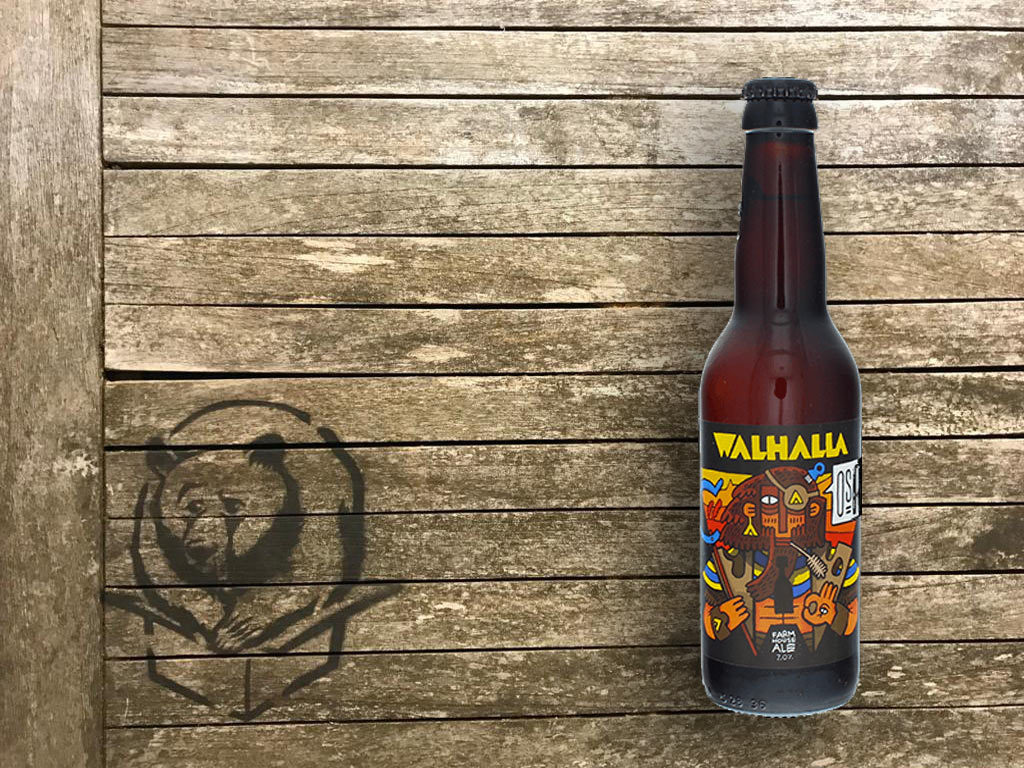 Osiris Farmhouse Ale