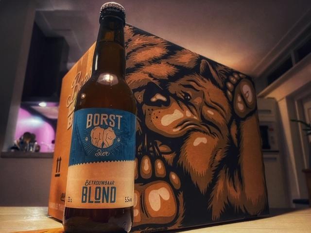 Betrouwbaar Blond van Borst Bier