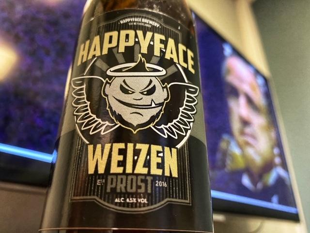 HappyFace Weizen van HappyFace Beers