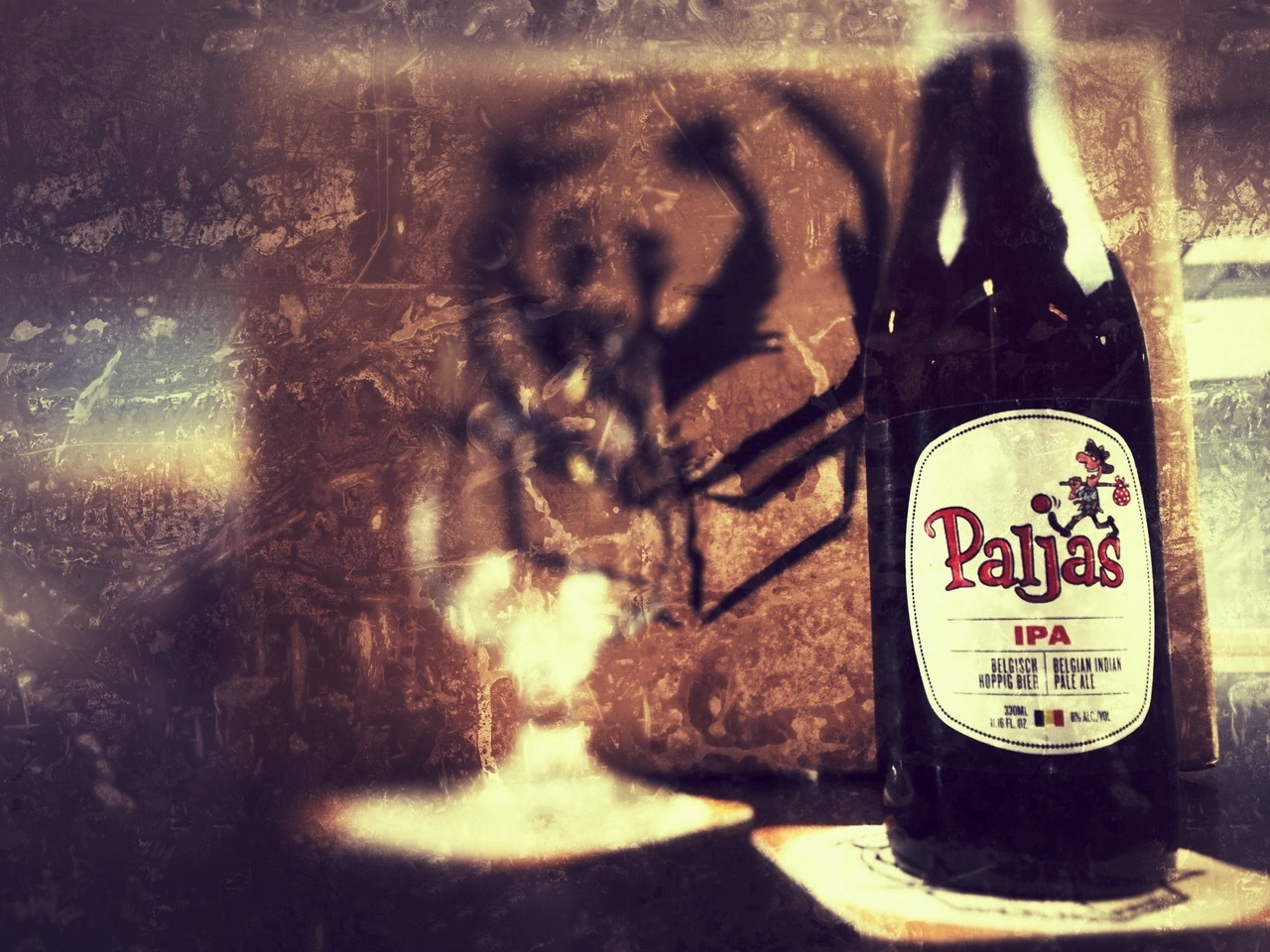 Paljas Ipa van Brouwerij Henricus