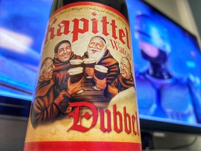 Kapittel dubbel van Brouwerij Van Eecke