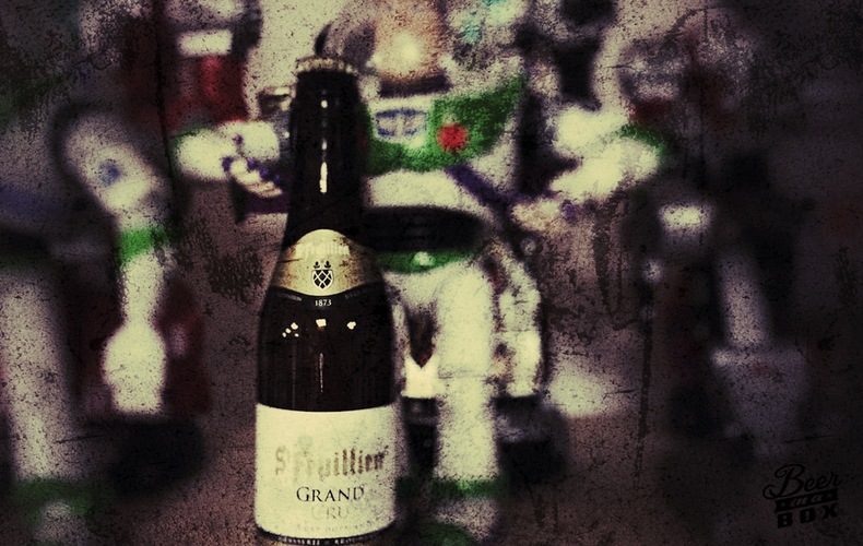 Grand Cru van Brasserie St. Feuillien