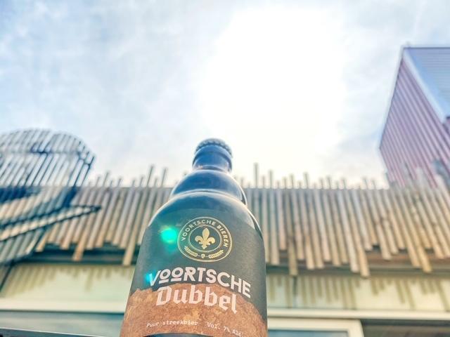 Voortsche Dubbel van Voortsche Bieren