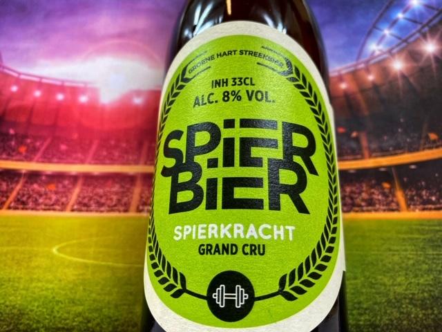 SPIERkracht Grand Cru van SpierBier Brouwerij