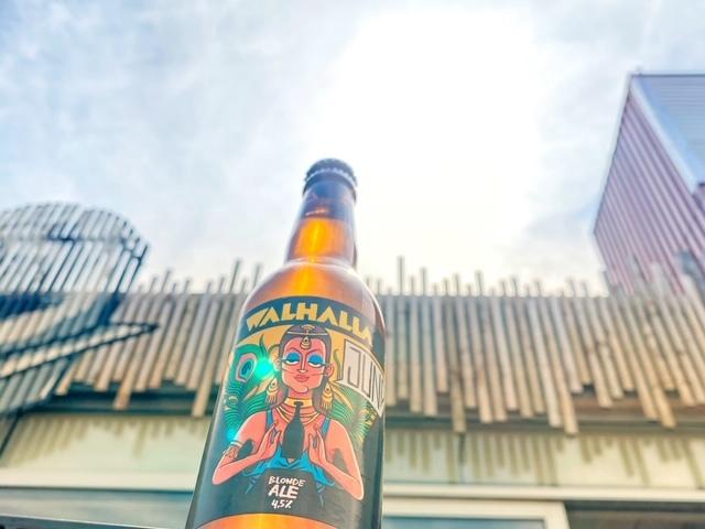 Juno van Walhalla Craft Beer