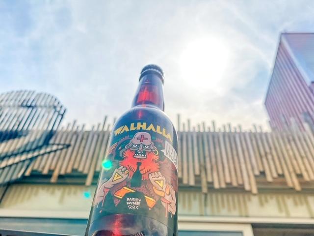 Wuldor van Walhalla Craft Beer