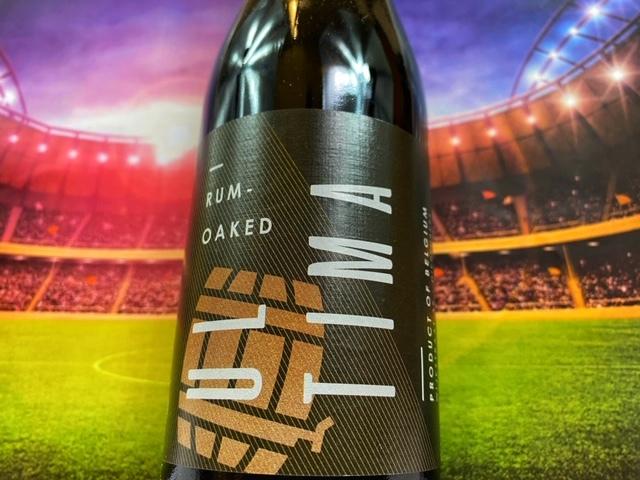 Rum-Oaked van Bierfirma Ultima