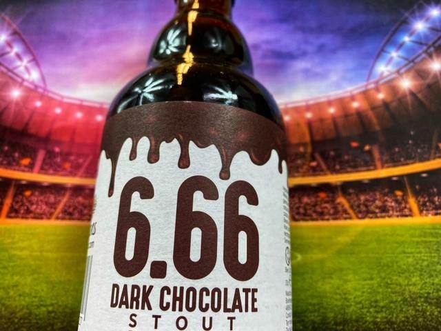 Dark Chocolate Stout van Naastbos