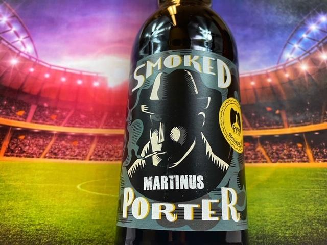 Smoked Porter van Brouwerij Martinus