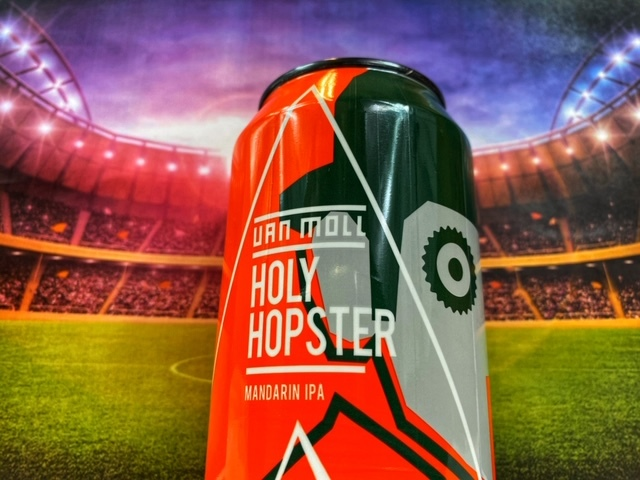 Holy Hopster IPA van Van Moll Craft Beer