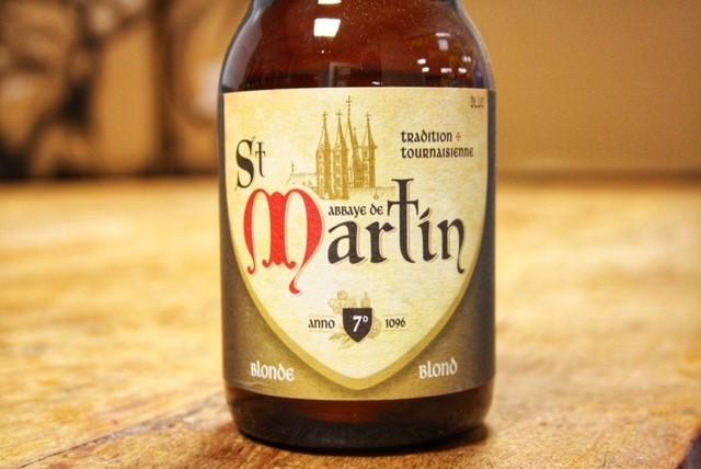 Abbay De Saint Martin Blonde van Brunehaut