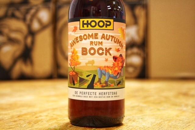 Rumbock van Brouwerij Hoop
