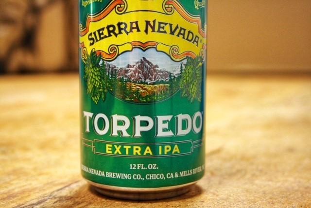 Torpedo Extra IPA van Sierra Nevada
