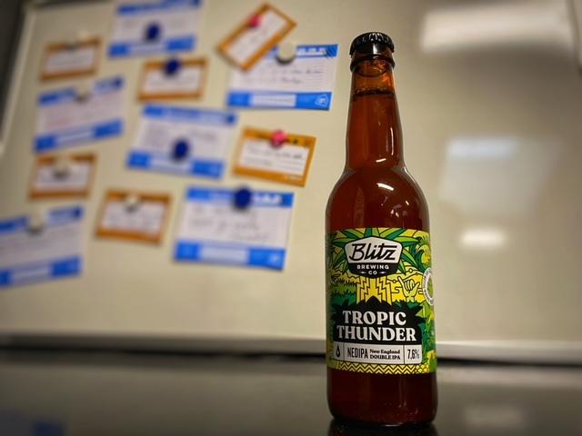 Tropic Thunder van Blitz Brewing Co.