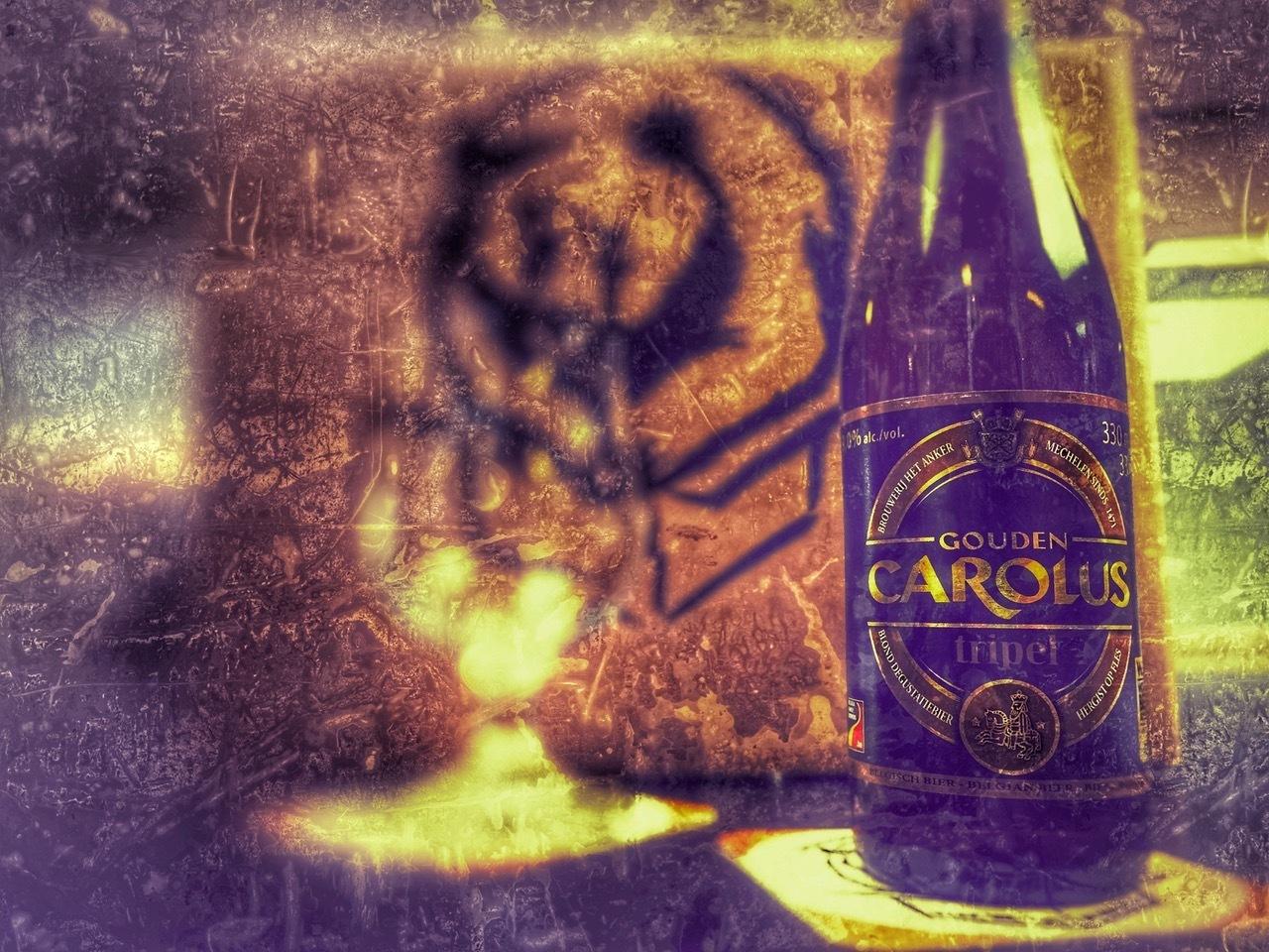 Gouden Carolus Tripel van Het Anker