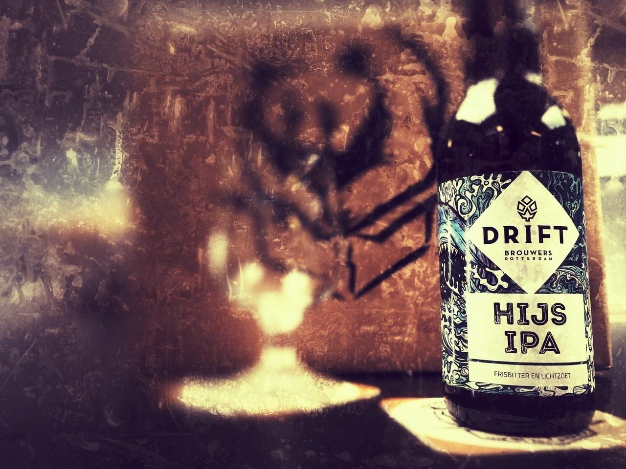 Hijs IPA van Driftbrouwers