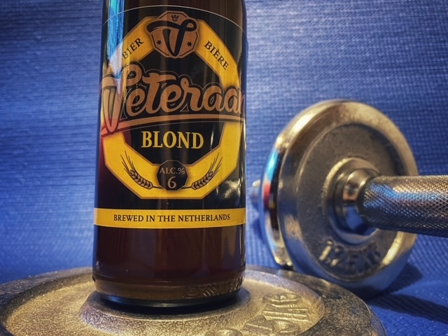 Veteraan Blond van Brouwerij De Veteraan
