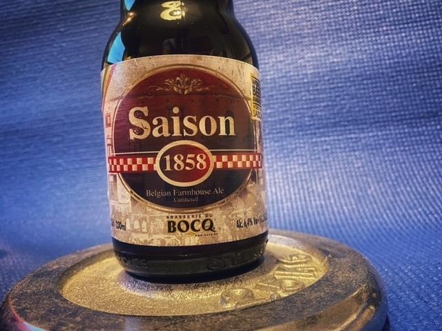 Saison 1858 van Brasserie Du Bocq
