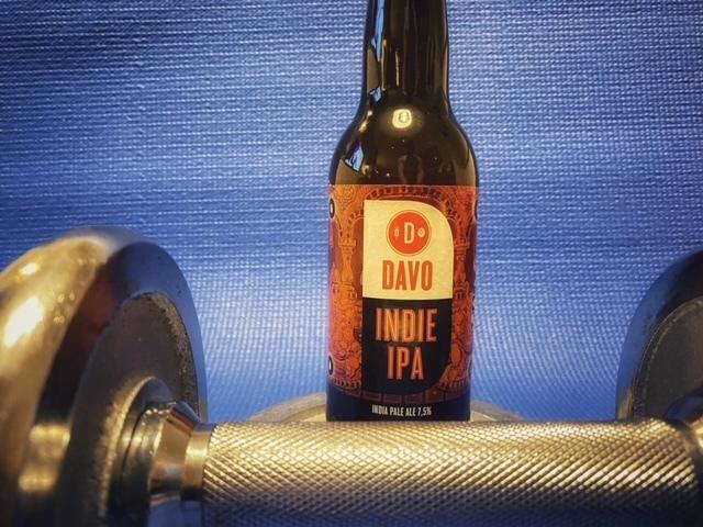 Indie IPA van DAVO Bieren