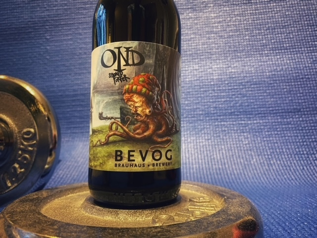 Ond Smoked Porter van Bevog Brewery
