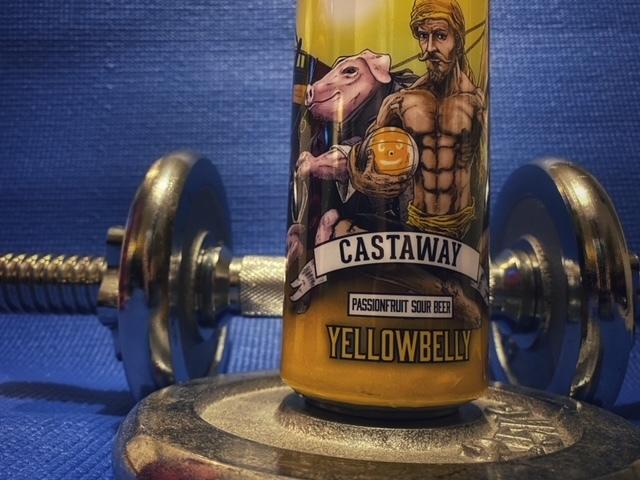 Castaway van YellowBelly Beer (Ireland)