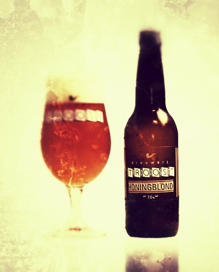 Honingblond van Brouwerij Troost