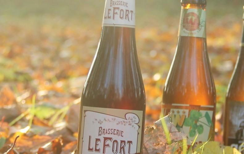 Brasserie Le Fort van Brouwerij Omer Vander Ghinste