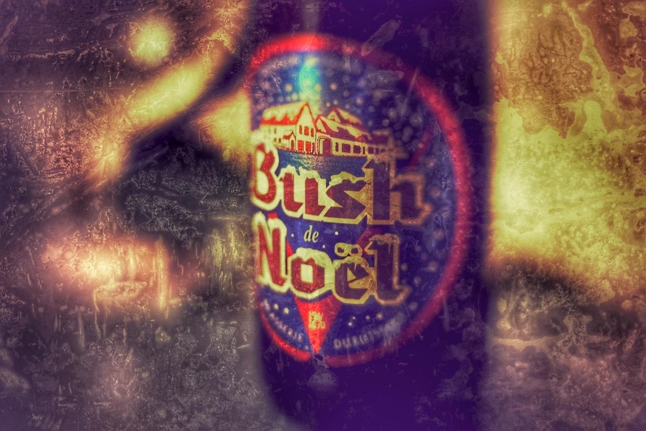 Bush de Noël van Dubuisson
