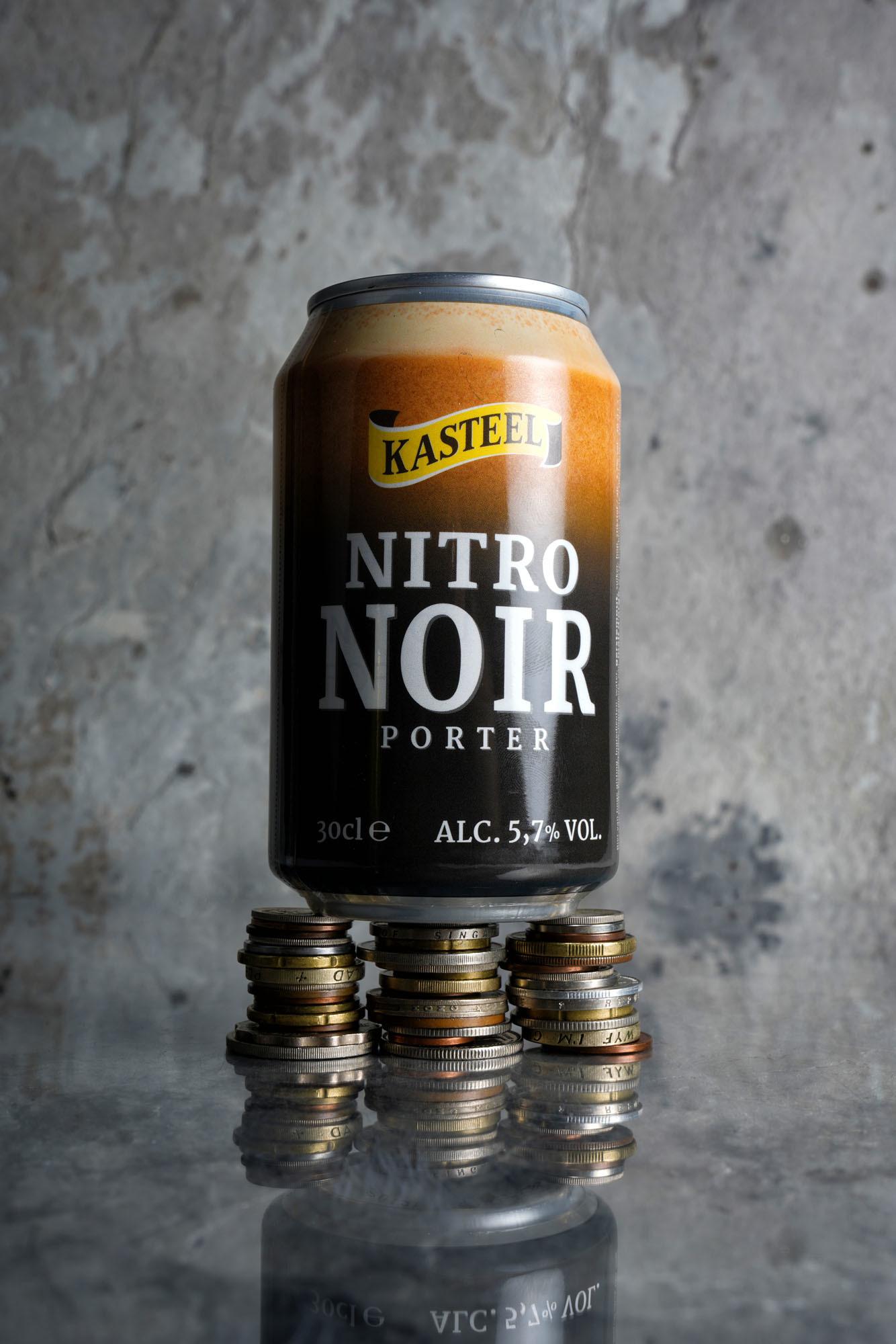 Kasteel Nitro Noir van Brouwerij van Honsebrouck