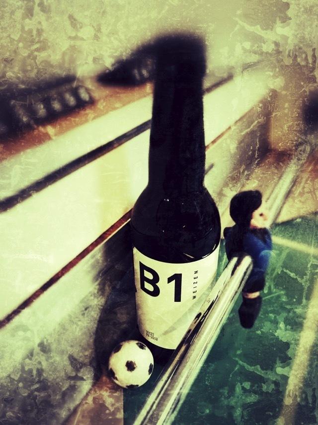 B1 van Berging Brouwerij