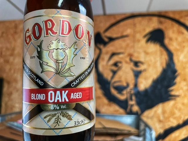 Gordon Oak Aged Blond